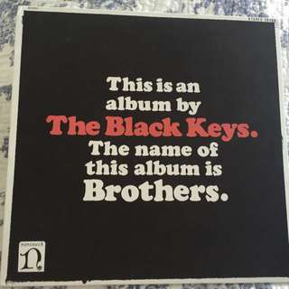 The Black Keys 'Brothers' Vinyl