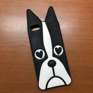 Iphone5 翻玩Marc By Marc Jacobs 狗狗手機軟殼