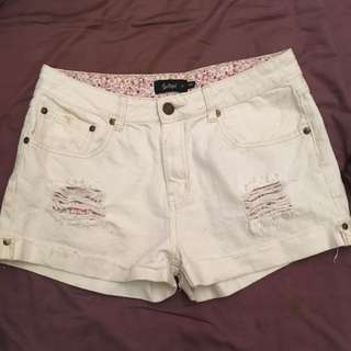Sports girl Mid/high-waisted Shorts