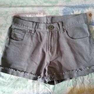 Lowry's Farm Denim Distressed Shorts