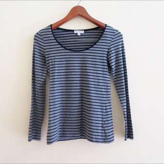 Cotton On Stripes Long Sleeve