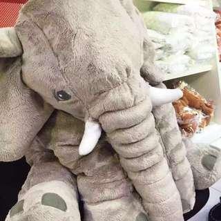 🆕 賣翻款 🐘大象新生兒安撫靠枕 寶寶抱枕
