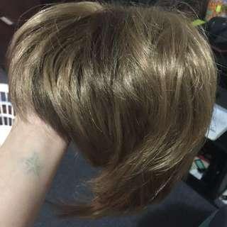 Full Head Fake Hair