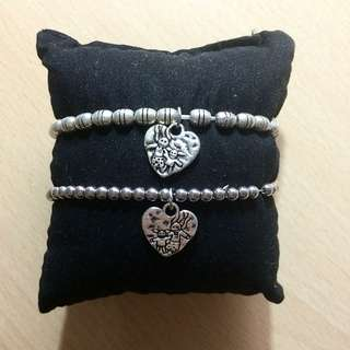 Heart Bracelets 💟
