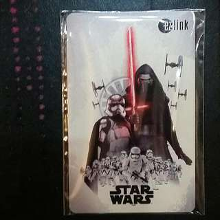 Starwars EZlink Card - Limited Edition