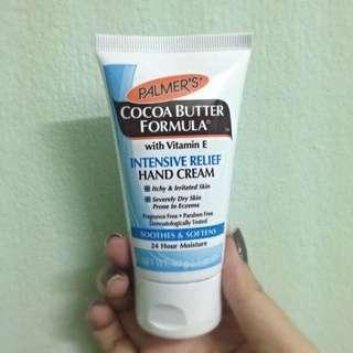 Palmer's Hand Cream (New)