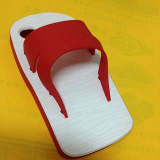 紅白拖-4s手機套