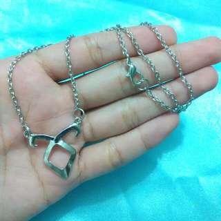 💫 TMI Power Rune Necklace