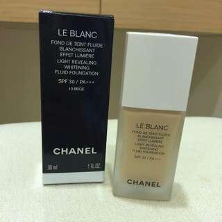 Chanel粉底液