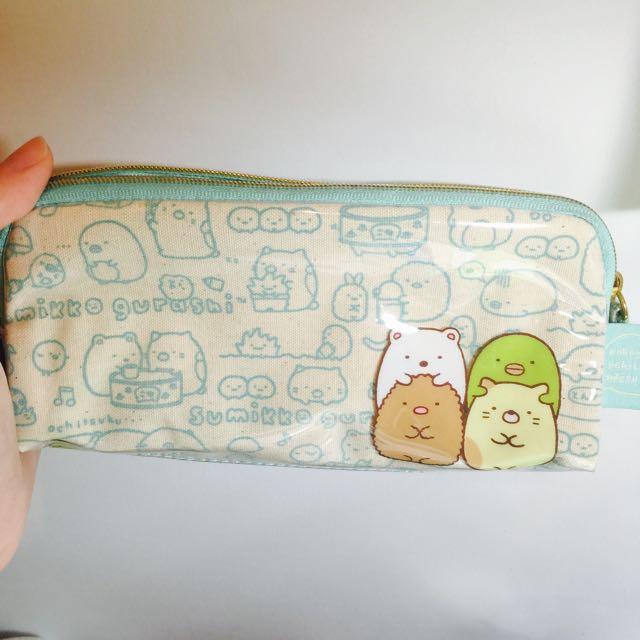 日本角落生物筆袋
