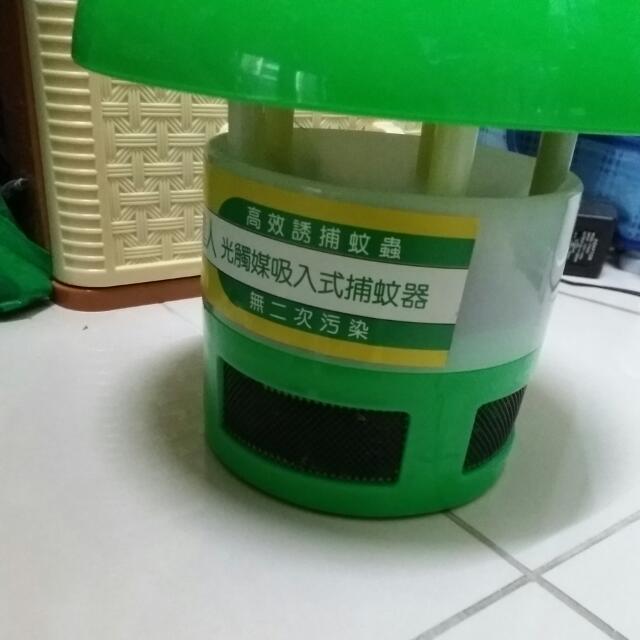 光觸媒捕蚊燈