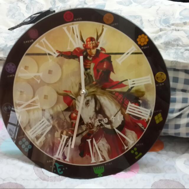 北海道帶回的時鐘