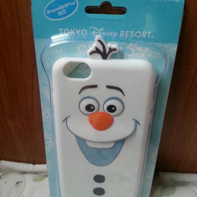 雪寶手機套(軟)