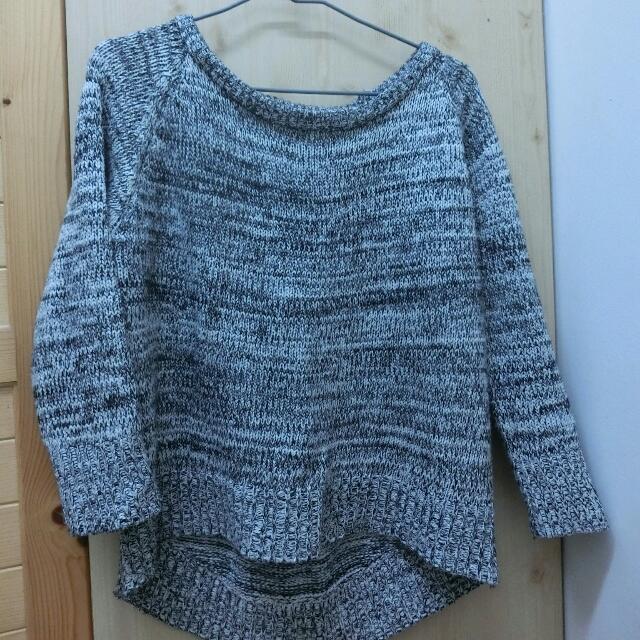 質感針織毛衣