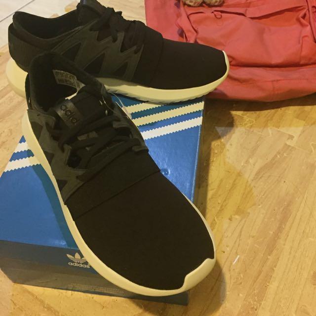 Adidas Tubular Viral 黑色 23號
