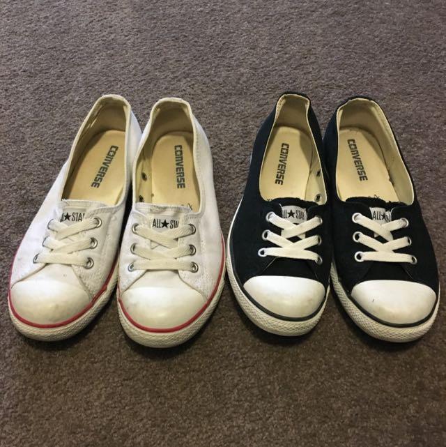 Converse Ballerina Flats