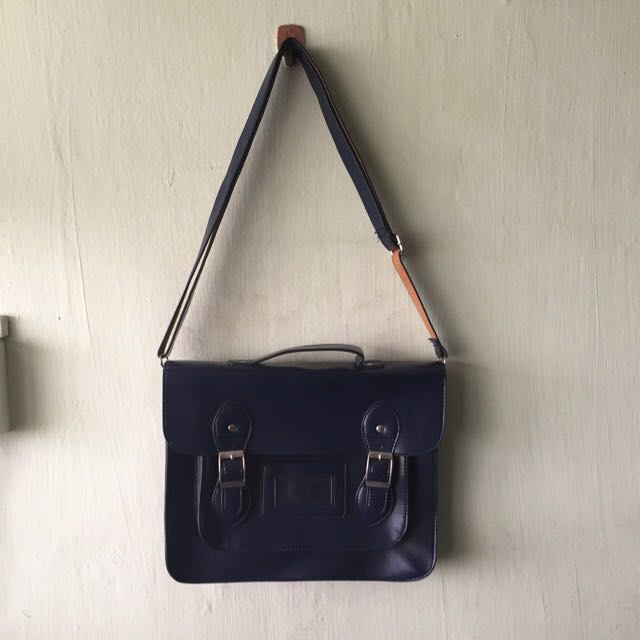 Convertible Messenger Bag