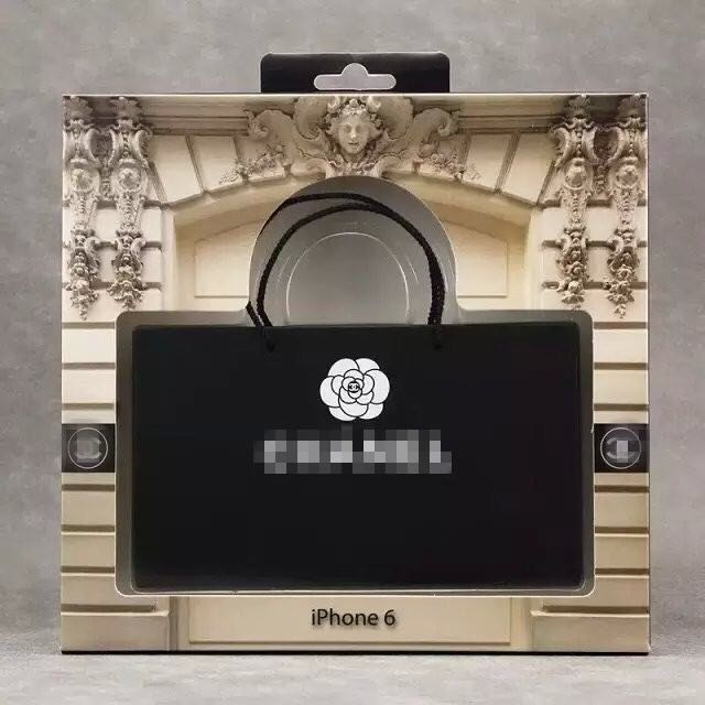 ✨現貨✨黑色小香提袋手機殼iphone6plus
