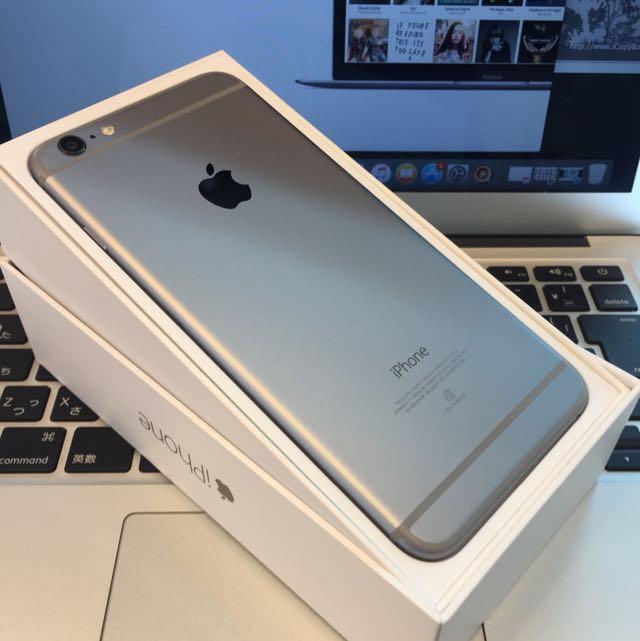 iPhone 6+64G灰