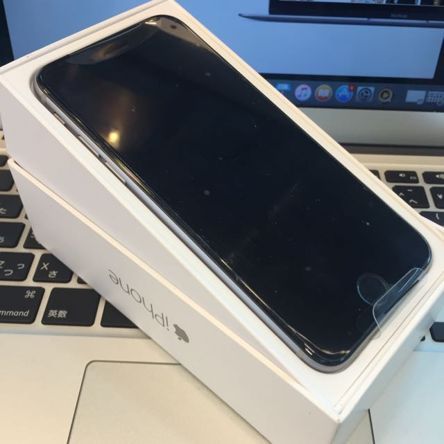iPhone 6 16G 灰