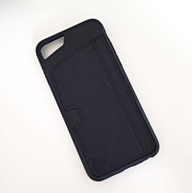 iPhone 6 Leather Wallet Case