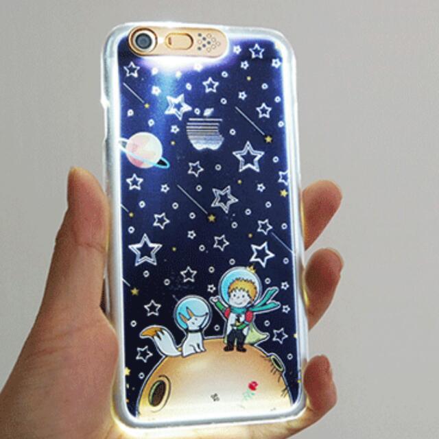 Iphone特權× 小王子來電閃 手機殼