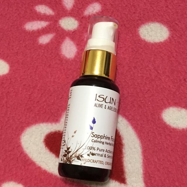 品天然ISUN茉莉提昇芳療面油