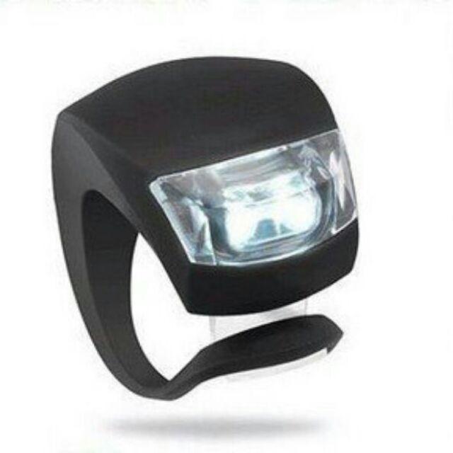 LED 嬰兒車警示燈 自行車警示燈 營繩燈 營釘燈 第五代青蛙燈 警示燈 附送水銀電池 一組兩入裝50元