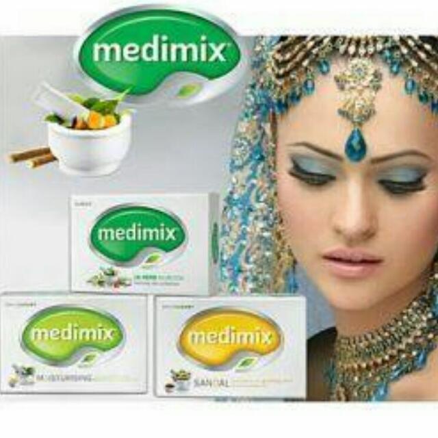 Medimix 百年經典皂