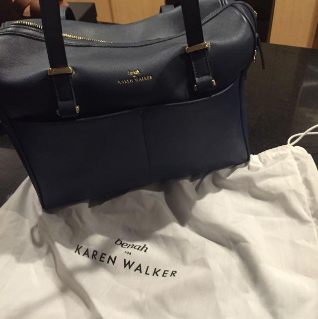 Never Been Worn Bench For Karen Walker