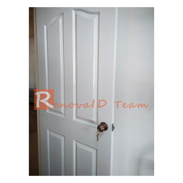 New Or Replacement Classic Door For Bedroom Of Hdb Re Sale