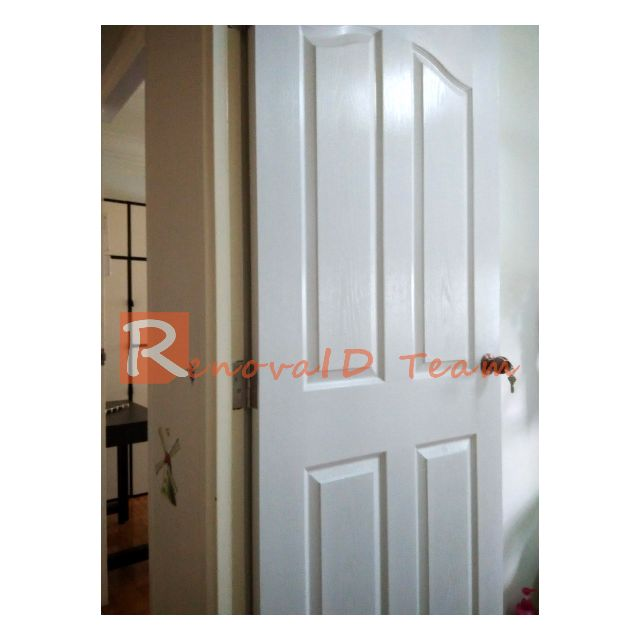 New Or Replacement Classic Door For Bedroom Of HDB Re Sale Flat, Furniture  On Carousell