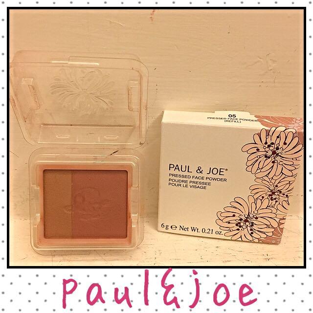 Paul & Joe 修容餅 (9成新)Paul joe
