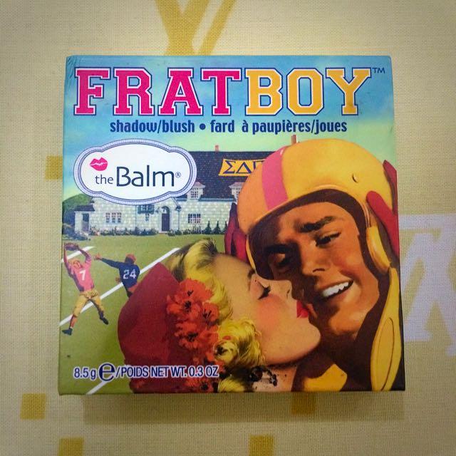 The Balm Frat Boy
