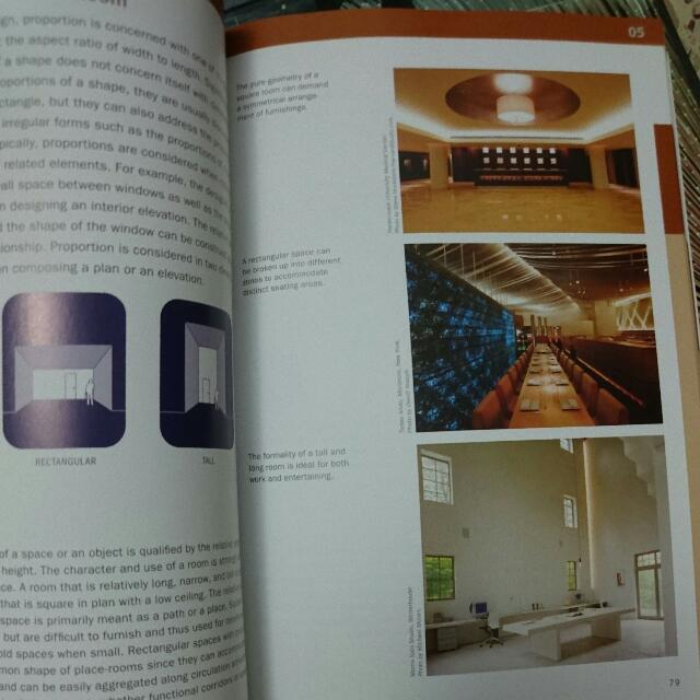 The Interior Design Reference Specification Book Books Stationery On Carousell