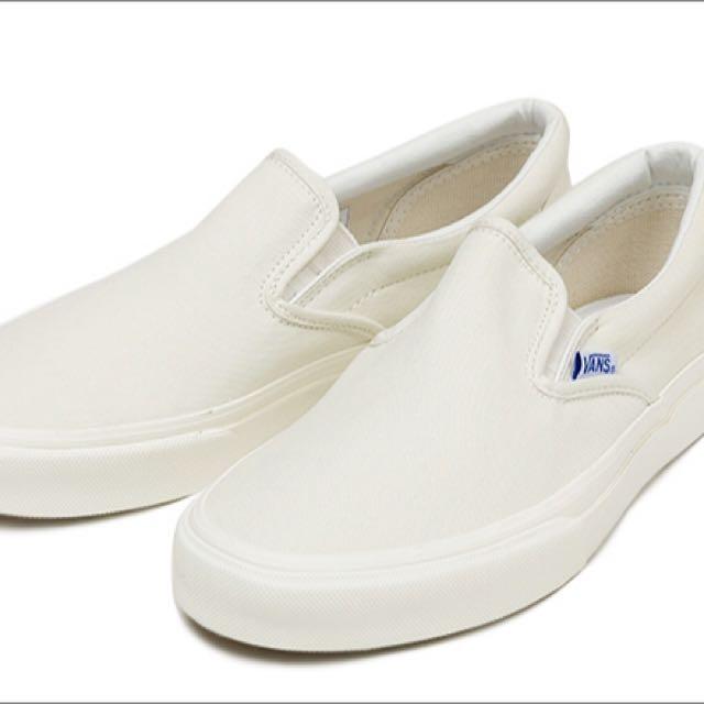 Vans 懶人鞋 絕版 黃金尺寸 10 求售出