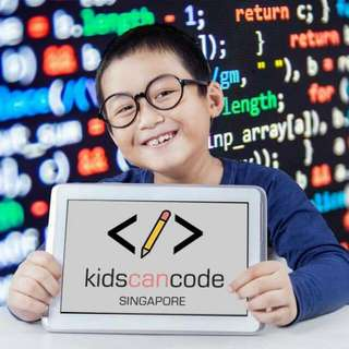 (FREE) Kids Can Code Workshop (Ages 7 - 12)