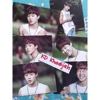 [READY STOCK ] bts jimin 2nd muster 17520 pc