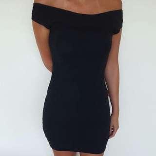Black Dress Rusty Size 8