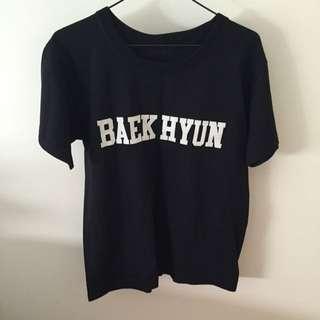 EXO - BAEKHYUN SHIRT