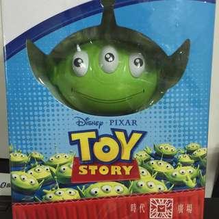 議價不回 玩具總動員 Hot Toys  香港時代廣場 限定 三眼怪公仔
