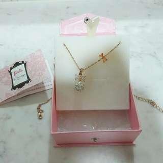 Barbie jewelry芭比香草冰糖項鍊