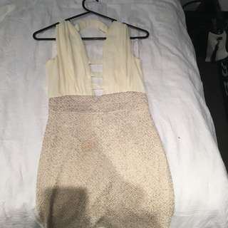 Dress From Ice