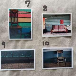 🚚 [老靈魂是我]手作攝影明信片7-17