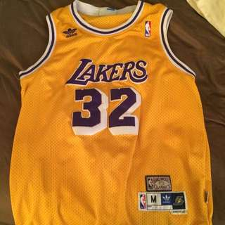 Magic Johnson Jersey