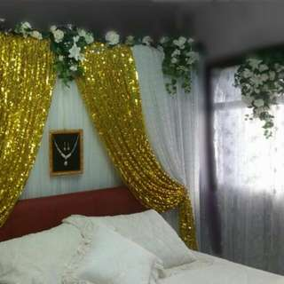 Room Deco For Wedding/enggagement