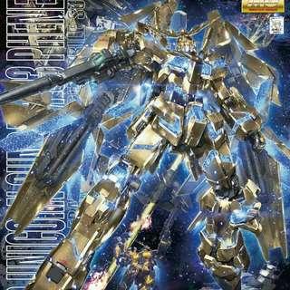 MG Unicorn Gundam 03 Phenex (Fenix)