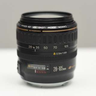 Canon 28-105mm (fungus and haze Defect)