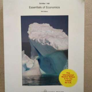 Essential of Economics(Economics)