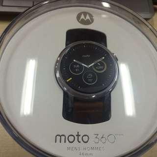 Moto 360 2nd Gen 46mm Smartwatch